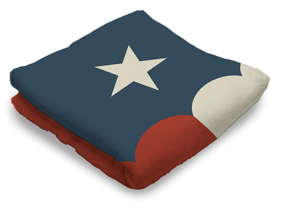 Texas towel